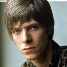 David Bowie - such a young one