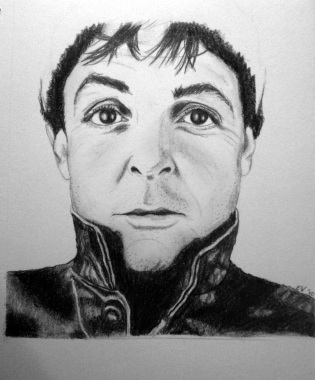 Paul McCartney, Sir (by Emmi Visser)