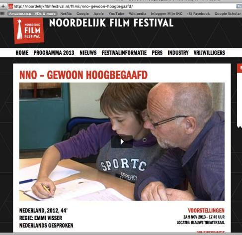 http://noordelijkfilmfestival.nl/films/nno-gewoon-hoogbegaafd/